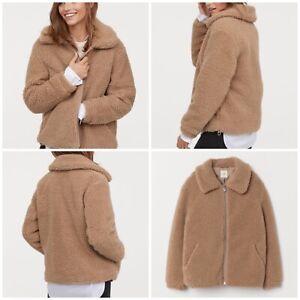 Short Teddy Bear Coat