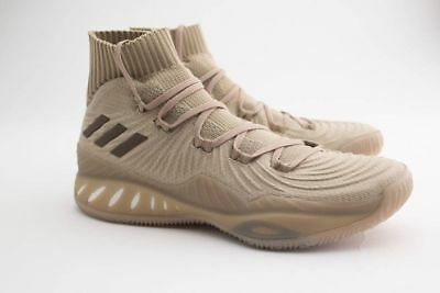 Adidas Crazy Explosive PrimeKnit Basketball Shoes Khaki Brown Sneakers | eBay
