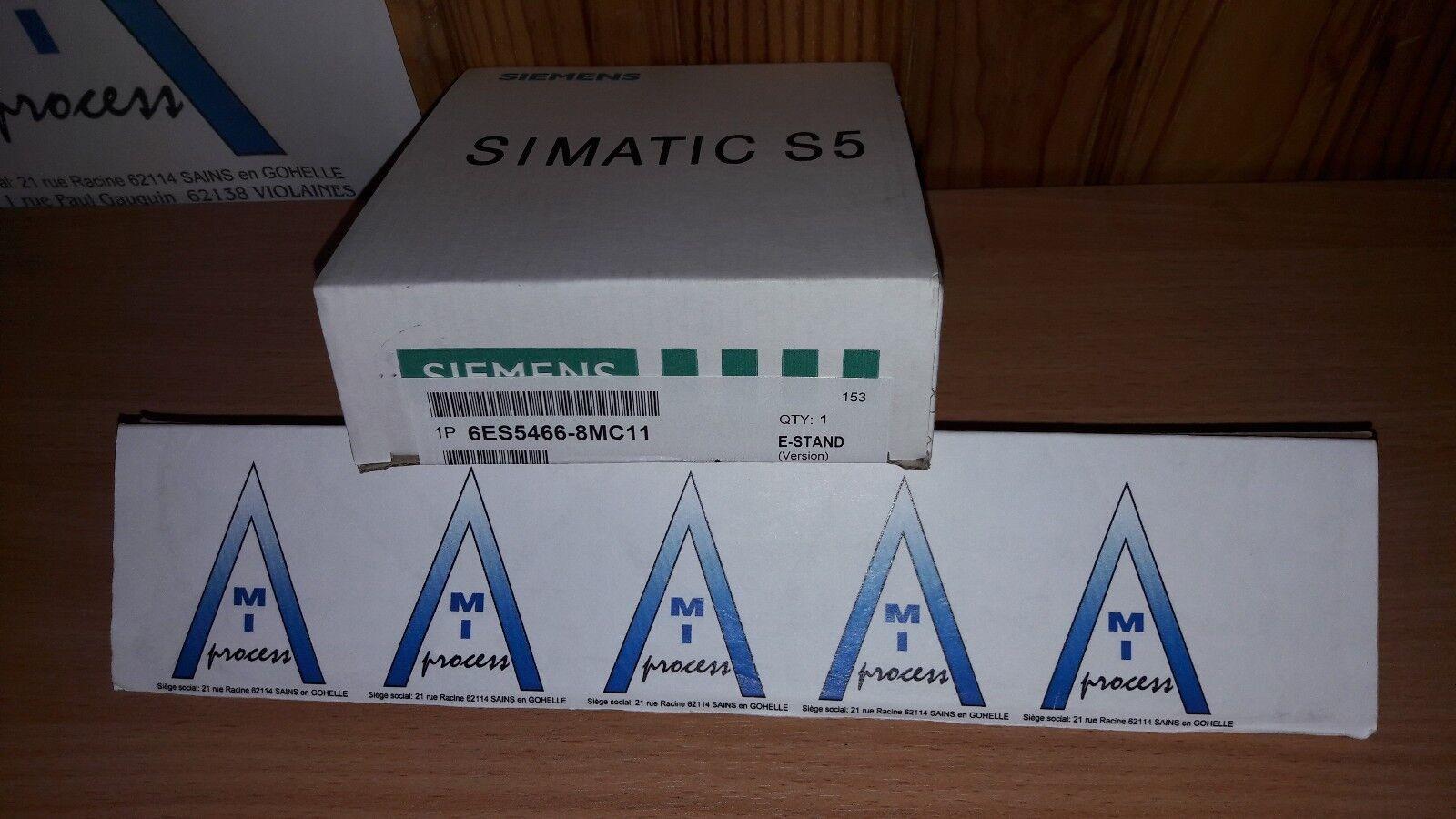 6ES5 466-8MC11   6ES5466-8MC11