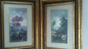 vintage-small-framed-art-prints-by-WALLDECOR