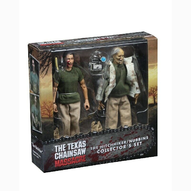 Texas Chainsaw Massacre - Hitchhiker / Nubbins Collector's Set