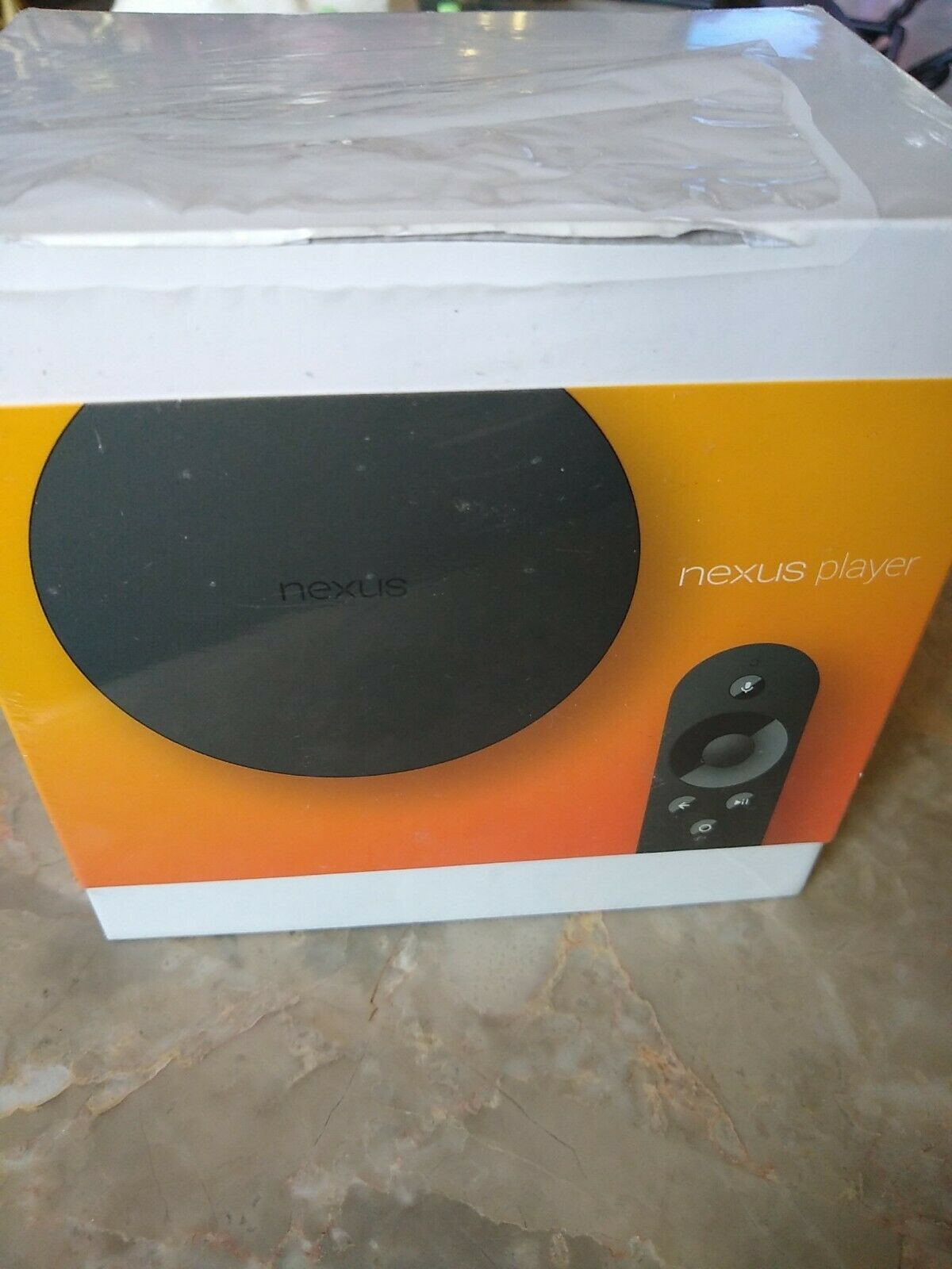 ASUS WiFi Nexus Player Streaming Media HD 1080p TV500I New Factory Sealed free s 1080p asus factory media new nexus player streaming tv500i wifi