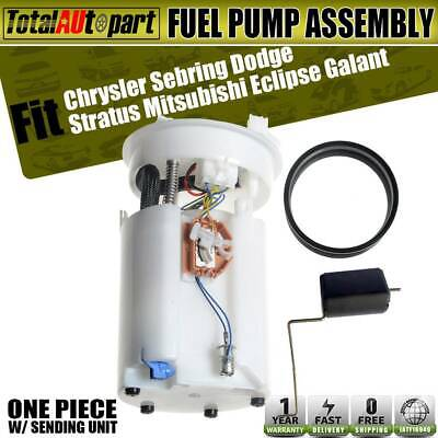 Fuel Pump Assembly for Chrysler Sebring Dodge Stratus Coupe only Eclipse Galant