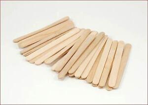 1000 popsicle sticks craft sticks 4 1 2 x 3 8 bulk new