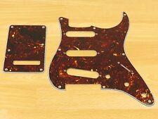Stratocaster Pickguard Trem Cover 8 Hole Tortoise Shell Fender '57 Stratocaster