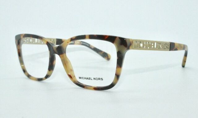 Michael Kors FOZ MK 8008 3013 Antique Tortoise Glasses Frames ...
