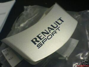 Renault Clio 197 F1 MK3 Steering cowling trim