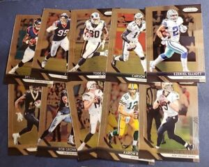 2018-Panini-Prizm-Football-Base-Veterans-Rookies-1-300-You-Pick-From-List