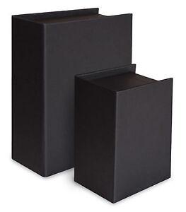 graphic45 staples atc black book box w 3 atc tags binder ring