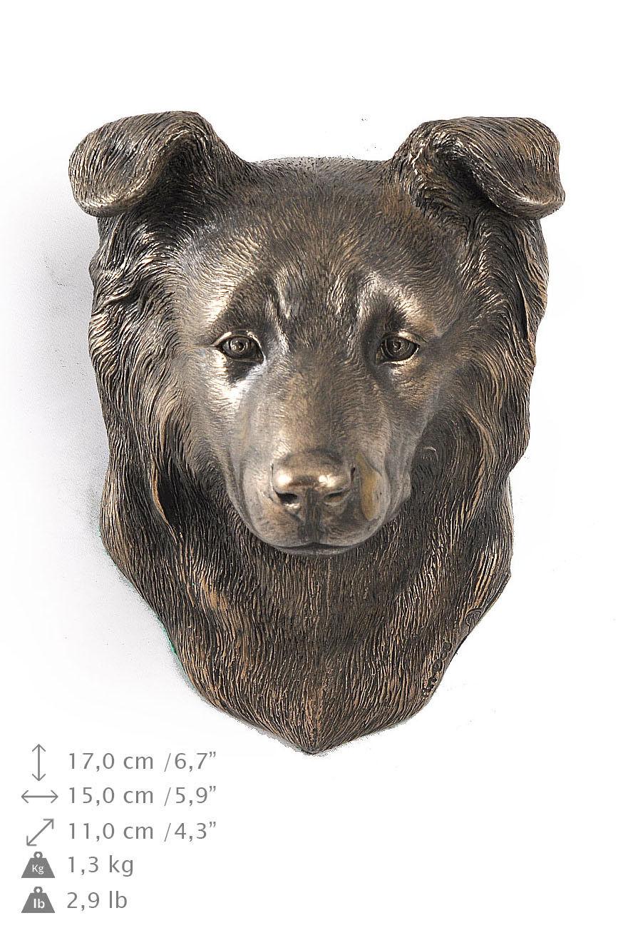 Collie fronterizo, estatuilla de perro para colgar, edición limitad ES