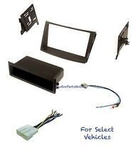 Car Radio Dash Kit Combo for some 2010 2011 2012 2013 2014 Subaru Legacy/Outback