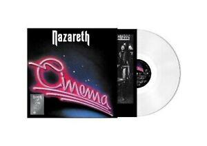 Nazareth-Cinema-New-White-Vinyl-LP-Pre-Order-11th-October