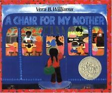 Reading Rainbow Bks.: A Chair for My Mother by Vera B. Williams (2007, Paperback, Anniversary)