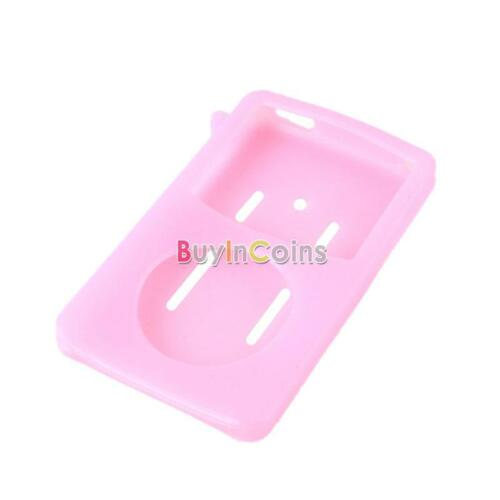Silicone Skin Case for Apple iPod Classic 80gb 120gb 160gb Cover Holder #y