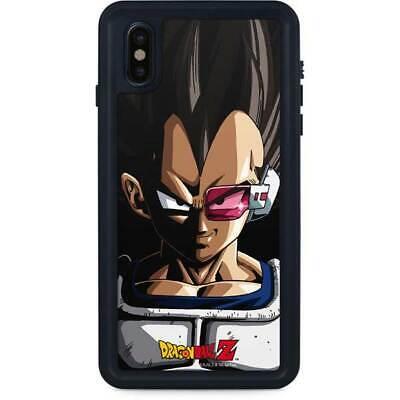 Dragon Ball Z Iphone Xs Max Waterproof Case Vegeta Portrait Ebay