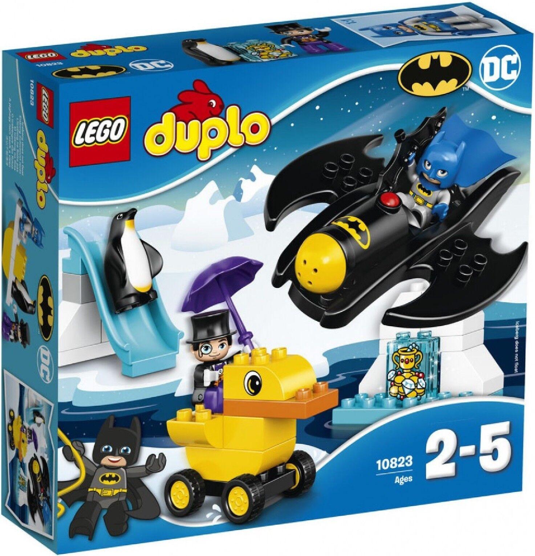 Lego - Duplo - - - 10823 - L'ADVENTURE in Batwing 1d272f