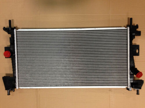 New Radiator for Ford Focus 2012-2018 without Turbocharged Engine