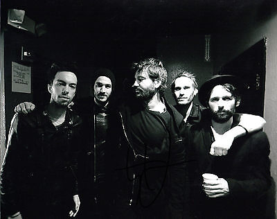 Stephan Jenkins Signed 8x10 Photo S3 Proof Coa Excellent Quality Reliable Gfa Third Eye Blind