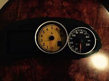 2007 Ferrari 612 Scaglietti Odometer & Tachometer Instrument Cluster