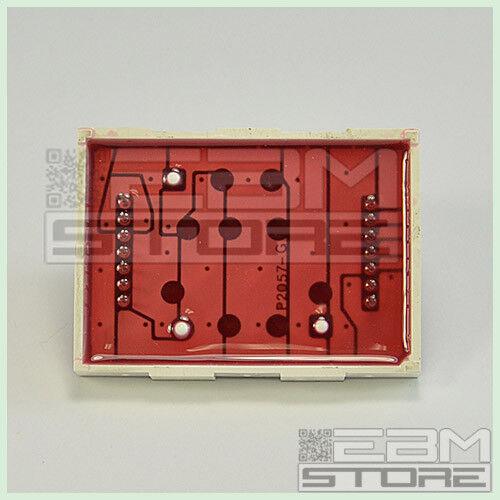 ART 5x7 ROSSO DISPLAY dot matrix 53mm LTP2057AHR AB10
