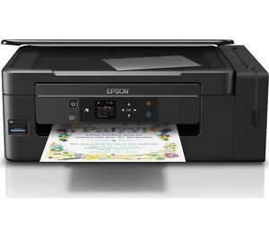 EPSON Ecotank ET-2650 All-in-One Wireless Inkjet Printer - Currys