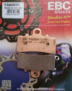 EBC-FA606HH-Sintered-Brake-Pads-Front-KTM-Duke-125-200-390-RC125-RC200-RC390