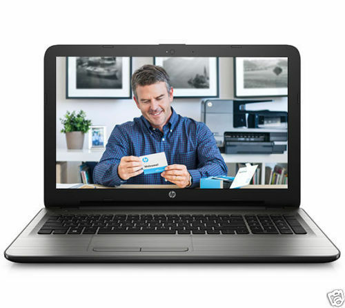 "HP 15-AY019TU Notebook (Core i3 5th Gen/ 4GB/ 1TB/ DOS/ 15.6""/Silver"