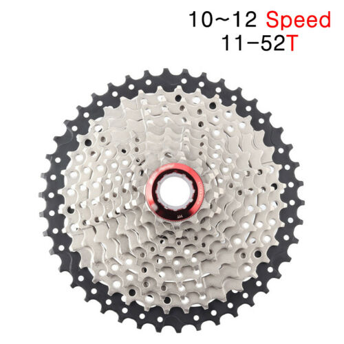 Freewheel Bicycle Parts Sports Road Mountain Bike Cassete MTB Ultralight Silver