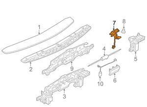PORSCHE-Boxster-981-SPOILER-ATTUATORE-98150496700-981-504-967-00-NUOVI-ORIGINALI
