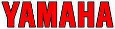 #k254 Yamaha Logo Emblem Decal Sticker FZR FZ S10 FJ Laminated Tank