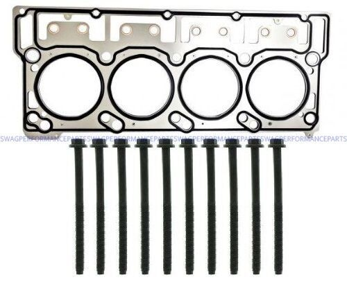 6.0L Powerstroke Diesel Felpro UPGRADED MLS 20MM Head Gasket /& OEM Factory Bolts