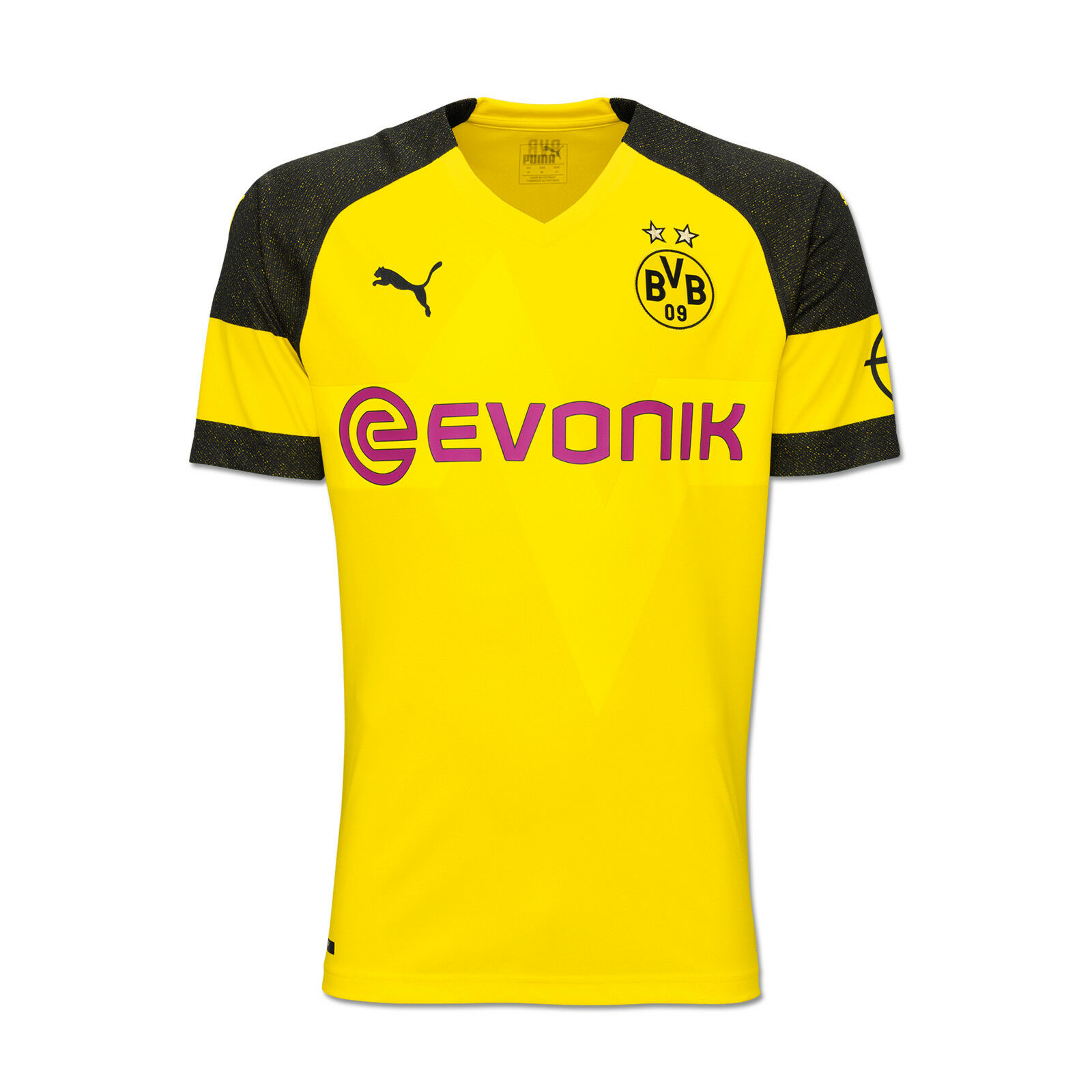 PUMA Borussia Dortmund Kinder Heimtrikot 2018/19