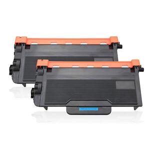 2-High-Yield-TN850-Toner-Cartridge-For-Brother-TN820-MFC-L5900DW-HL-L6200DW