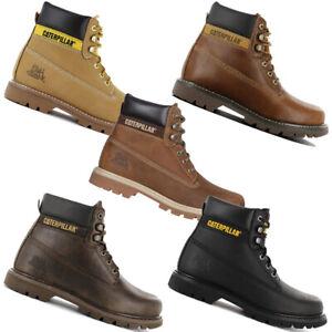 damen klassische Passform beste Sammlung CATERPILLAR Coloardo Herren Stiefel Braun Schuhe, Größe:45 großer ...