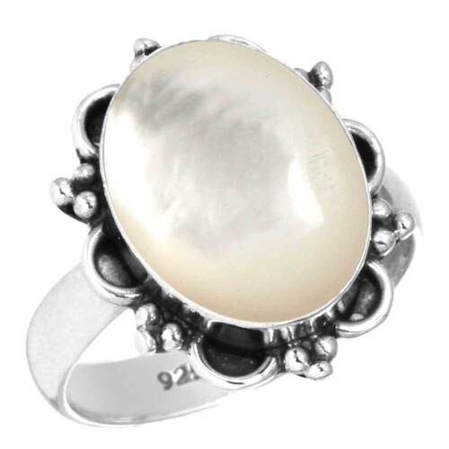 925 Sterling Silver Gemstone Ring Women Jewelry Size 5 6 7 8 9 10 11 12 13 xk495