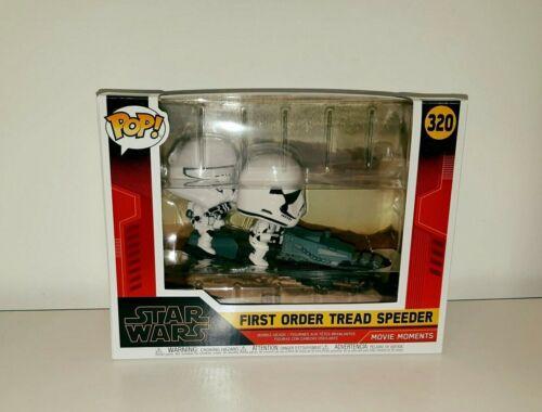 Ride FUNKO Star Wars Rise Of Skywalker First Order Tread Speeder POP
