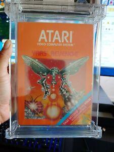 Very Rare 1981 Yars' Revenge Wata 8.0 A+ Atari 2600 Sealed With Comic Book