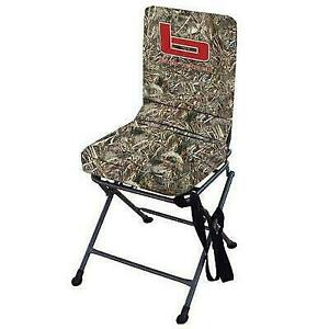 Tremendous Banded B08707 Swivel Blind Chair Regular Max5 Hunting Gear Creativecarmelina Interior Chair Design Creativecarmelinacom