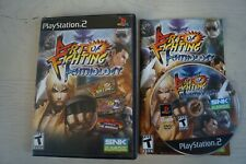 Art Of Fighting Anthology Sony Playstation 2 2007 European Version For Sale Online Ebay