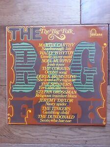 Various-The-Big-Folk-SFXL55-Vinyl-LP-Compilation