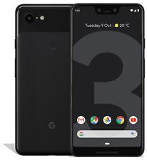 Google Pixel 3 XL Unlocked Black 64GB G013C 'Used Condition' with warranty