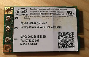 INTEL 4695AGN DRIVER DOWNLOAD (2019)