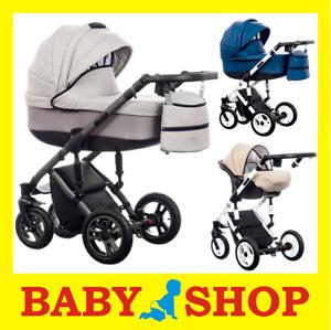 Paradise Baby Euforia 3w1 3in1 set stroller puschair Kinderwagen car seat