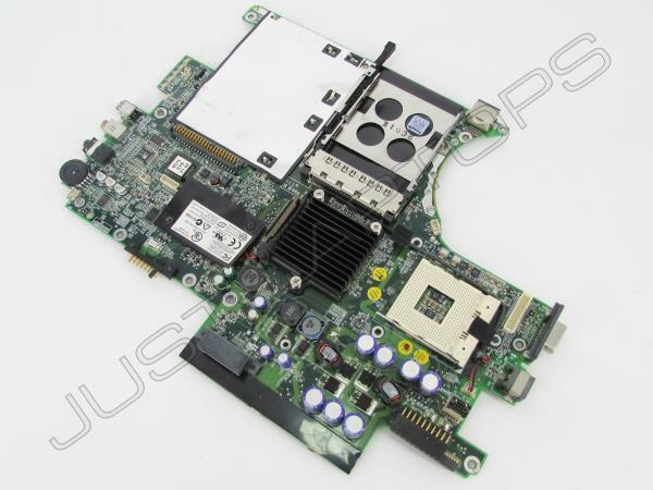 AJP 8575 Laptop Motherboard Mainboard Getestet Aktiv 411671700003-R PWA-8575/M