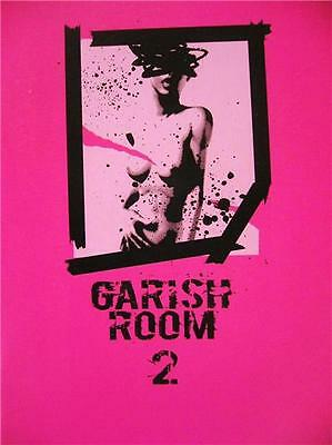 the GazettE Vol.2 Fan Club Magazine GARISH ROOM JAPAN Official Limited Book RUKI
