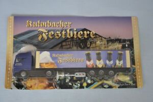 "MAN TG 460 SZ ""Kulmbacher"" Festbiere - Werbetruck, neuw., OVP - Lübeck, Deutschland - MAN TG 460 SZ ""Kulmbacher"" Festbiere - Werbetruck, neuw., OVP - Lübeck, Deutschland"
