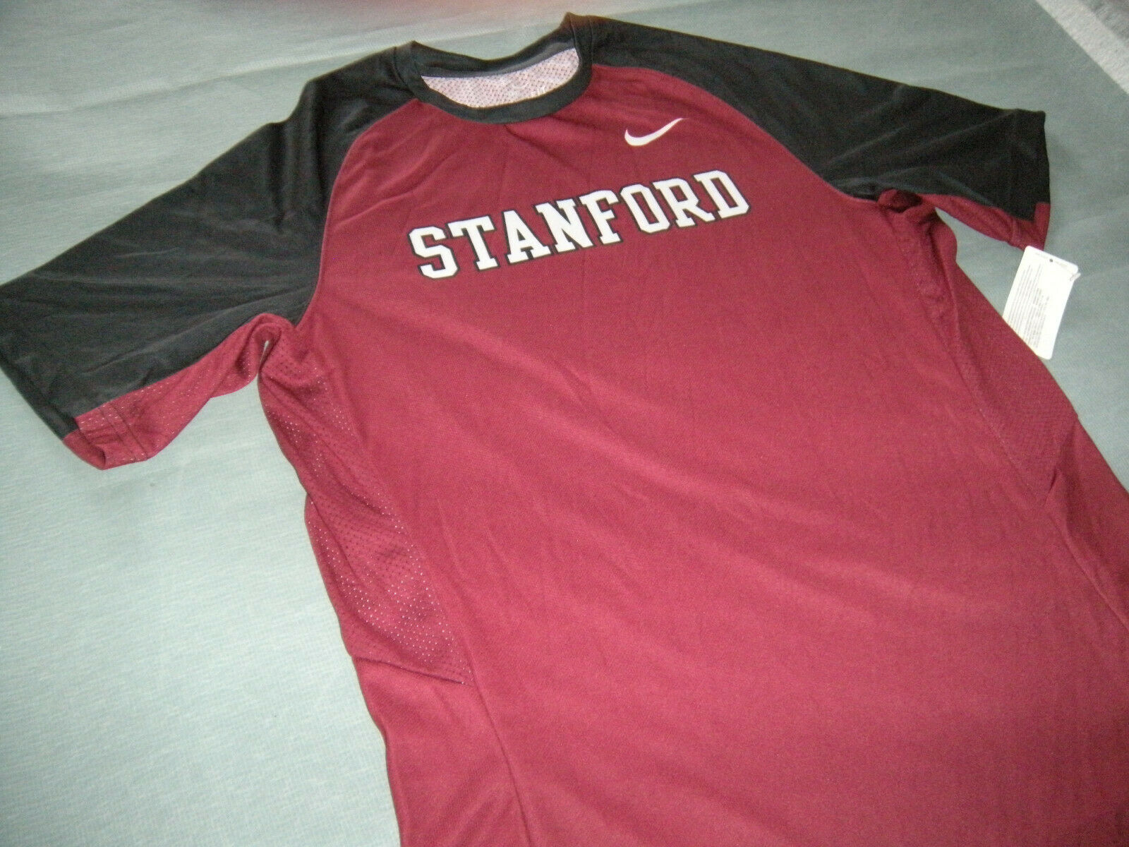 af815d09afb University Fit Top Shirt New with tags Medium Stanford Dri ...