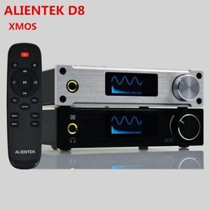 XMOS-ALIENTEK-D8-80W-2-Mini-Hifi-DAC-Stereo-Audio-Digital-Headphone-Amplifier