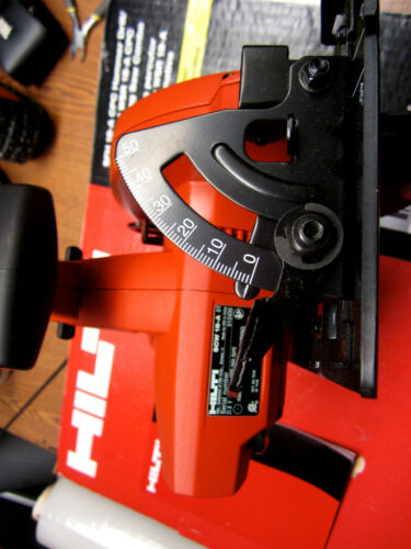 tool only Hilti SCW 18-A CPC Cordless Circular Saw Brand New in Box BRAND NEW