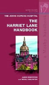 Harriet lane handbook: a manual for pediatric house officers.